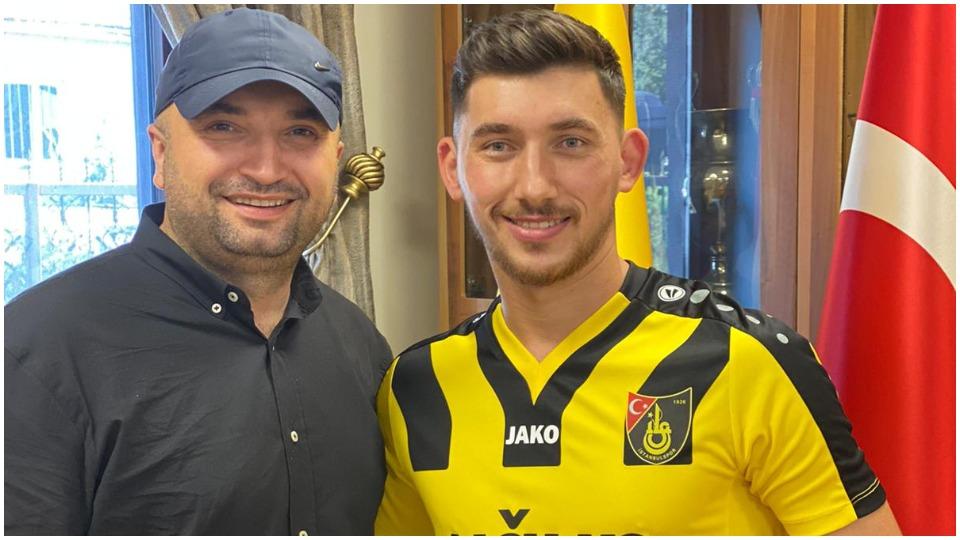 """Zyrtare: Kontratë 5-vjeçare për dardanin, Istanbulspor formon """"bandë shqiptarësh"""""""