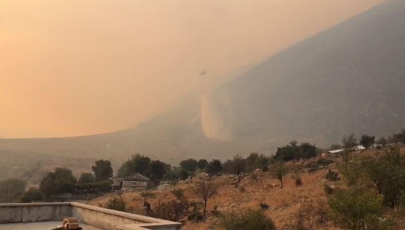 Pas dy javësh në luftë me flakët, shuhen vatrat e zjarrit në Karaburun