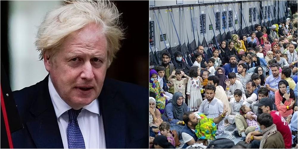 Johnson kërkon më shumë kohë: Të dyfishohet në 12 mijë numri i të evakuuarve nga Kabuli këtë javë