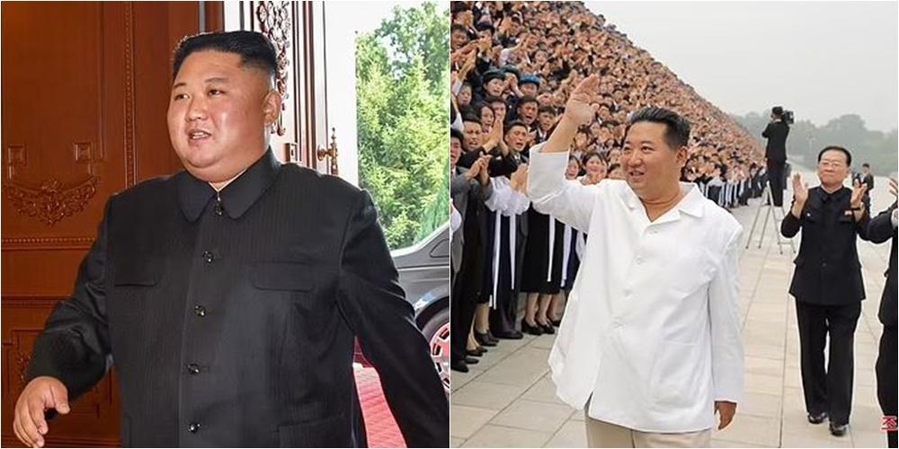 """""""Po ha më pak për hir të vendit"""",  diktatori i Koresë së Veriut më """"elegant"""" se kurrë"""
