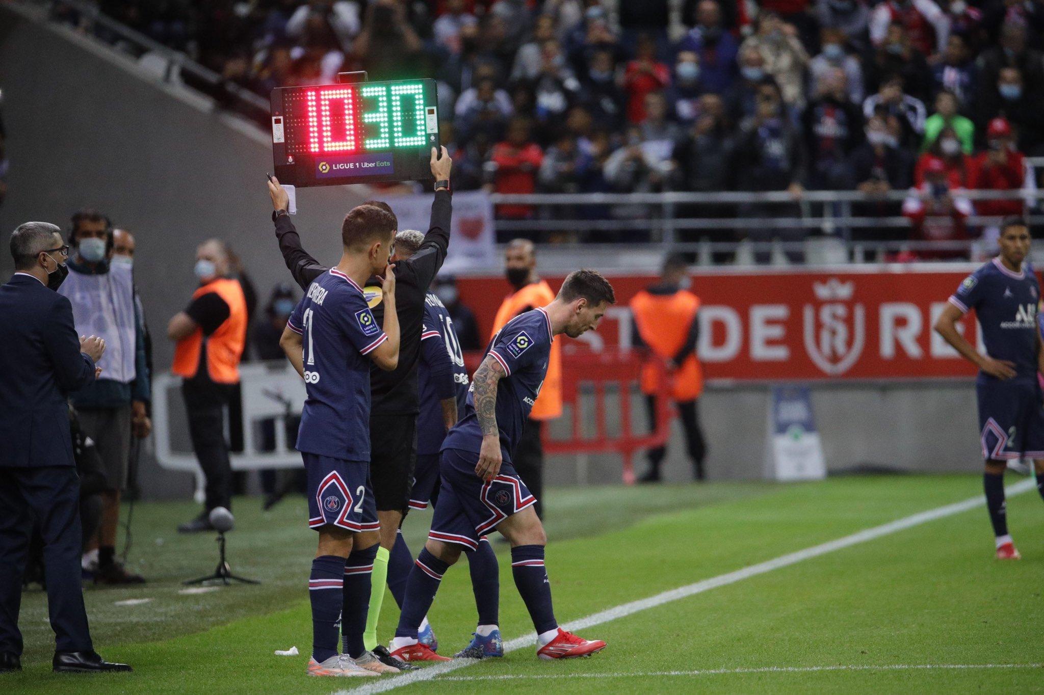 """""""Kurrë nuk isha duartrokitur aq shumë"""", Herrera bën show me debutimin e Messit"""