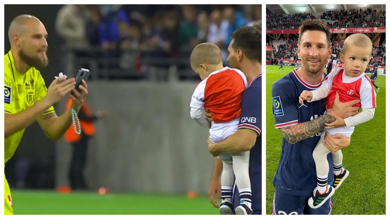 Leo Messi i çmend të gjithë në Francë, portieri i Reims i kërkon foton e veçantë