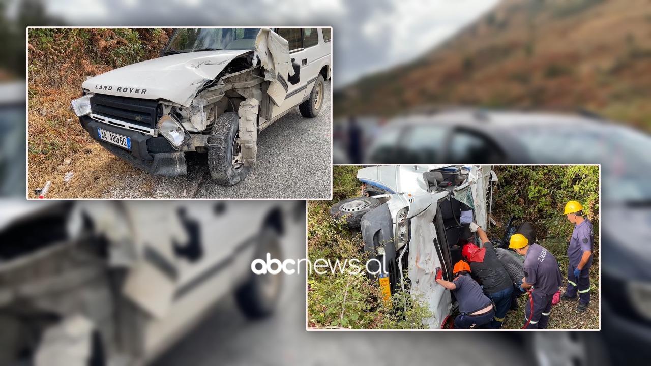 """5 viktimat në Qafën e Muzinës, ekspertiza: 22-vjeçarja me """"Land Rover"""" i preu rrugën furgonit"""