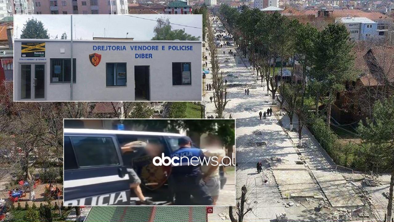 EMRAT/ Operacion i madh anti-drogë në Peshkopi, 4 të arrestuar, 1 në kërkim