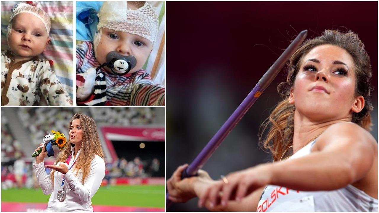 Gjesti fantastik i polakes, shet medaljen për t'i shpëtuar jetën vogëlushit