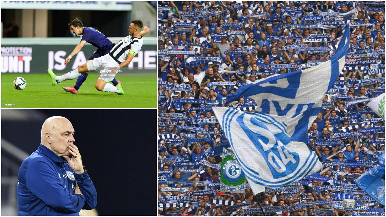 U përball me Laçin, Raman: Trajneri i Schalke s'na dinte emrat, luanim si donim vetë!