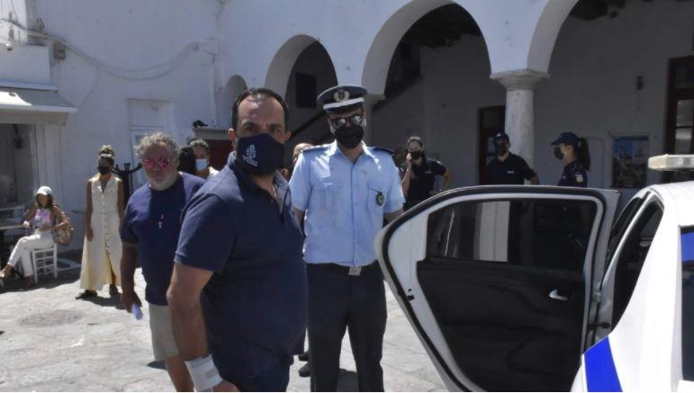 Arrestohet kryebashkiaku i ishullit të famshëm grek, Mykonos