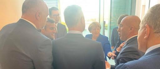 """""""Nuk ma ha luli për kta""""! Rama tregon incidentin e Haradinajt me Merkelin dhe Macronin, një mesazh edhe për """"Open Balkans"""""""