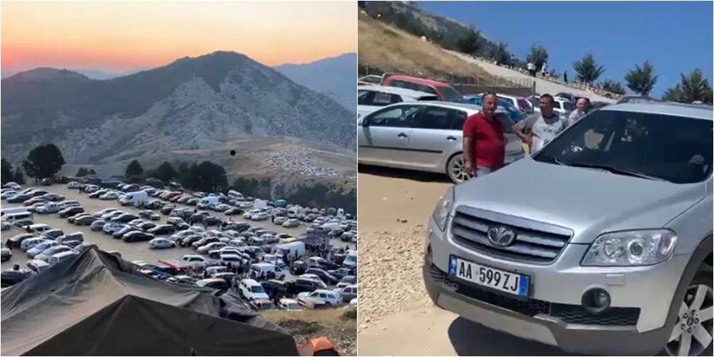 Radha kilometrike për në Malin e Tomorrit, policia rrugore apel për respektim të rregullave të qarkullimit