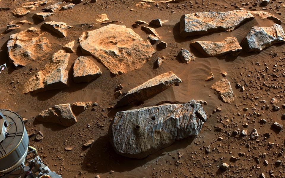 """NASA: Zbulohen gjurmët e ujit """"të lashtë"""" në Mars"""