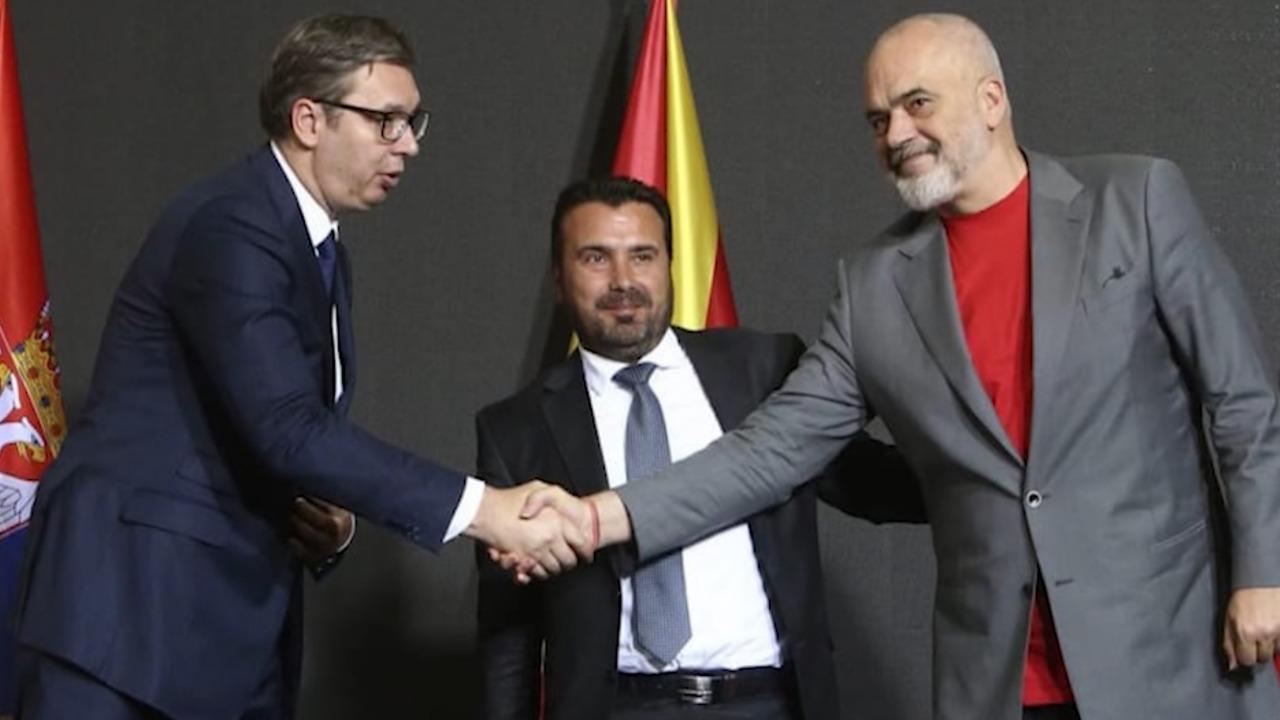 Invazioni ekonomik serb në Ballkan