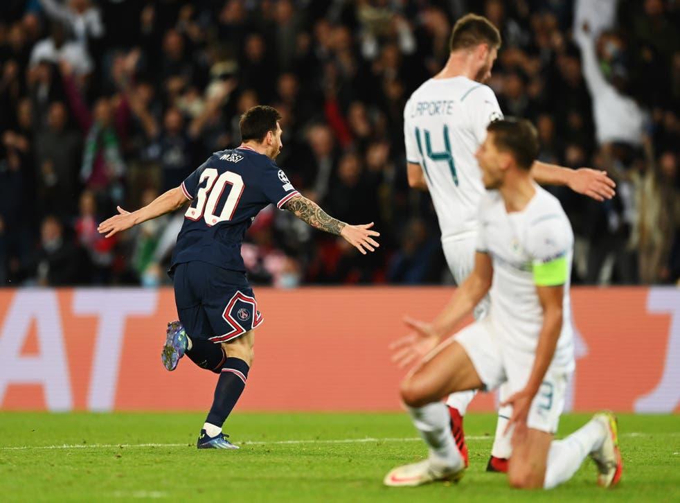 Rekordet e Messit kundër skuadrave angleze