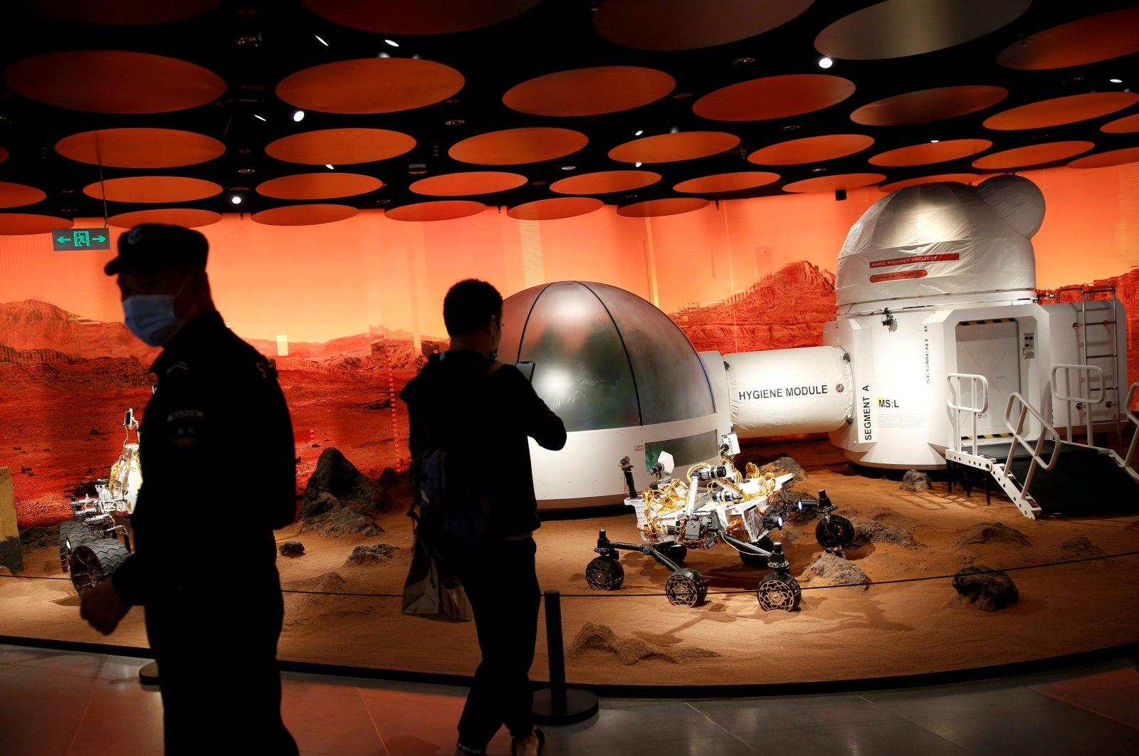 Kina krijon helikopterin robotik për misione të reja në Mars