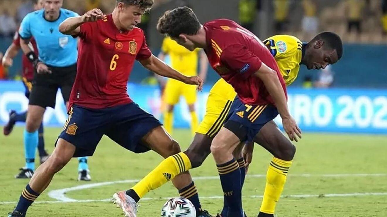 """Suedia i """"bën gjëmën"""" Spanjës (VIDEO)"""