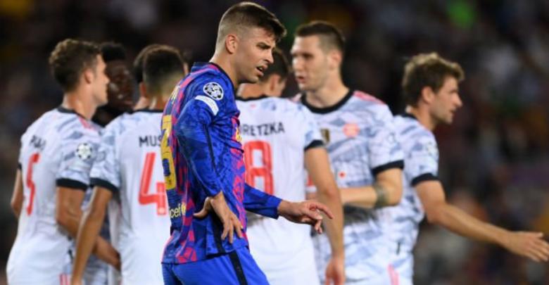 Pique flet pas humbjes ndaj Bayernit: Na presin ditë të vështira