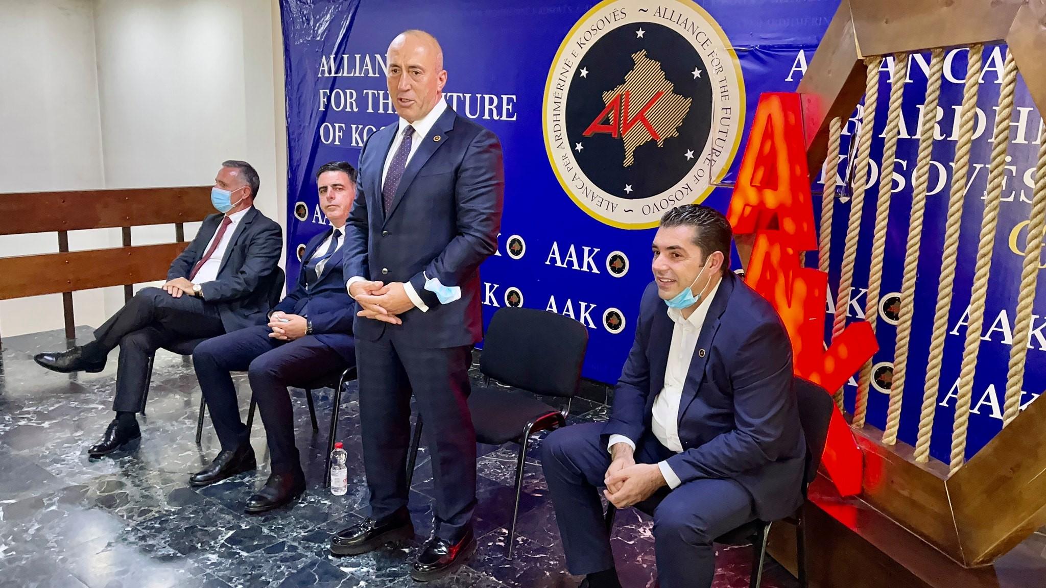 Haradinaj: AAK do të bëjë vetëm 5 ditë fushatë, shkak Covidi