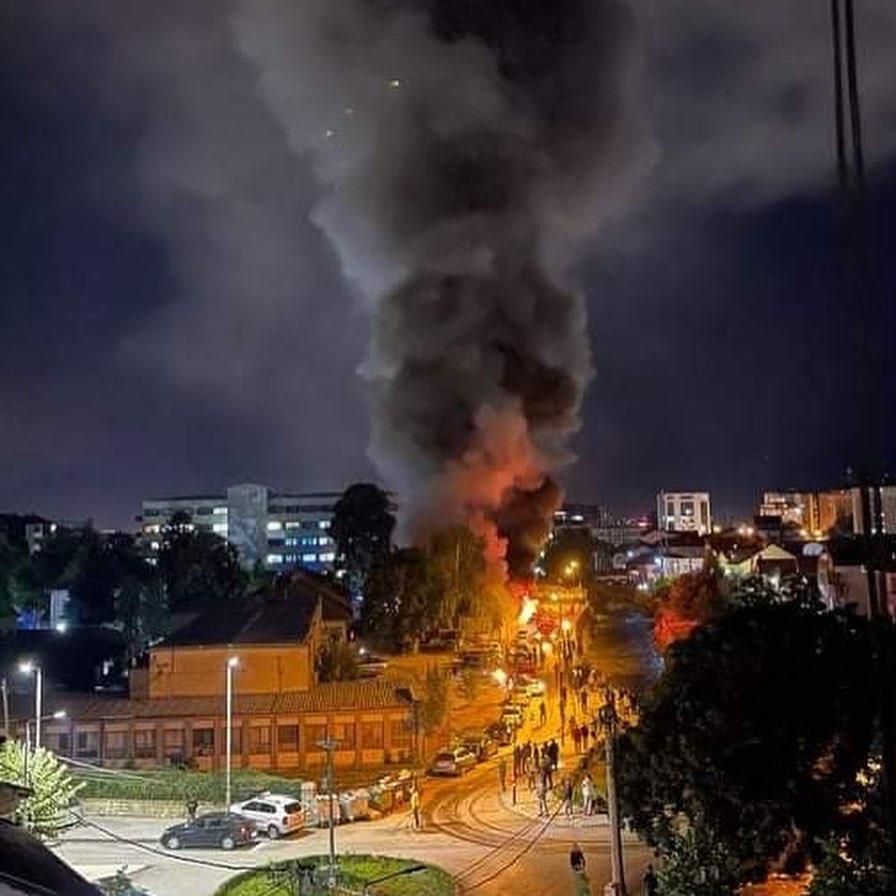 Viktimat nga zjarri në spitalin në Tetovë, Maqedonia e Veriut shpall 3 ditë zie