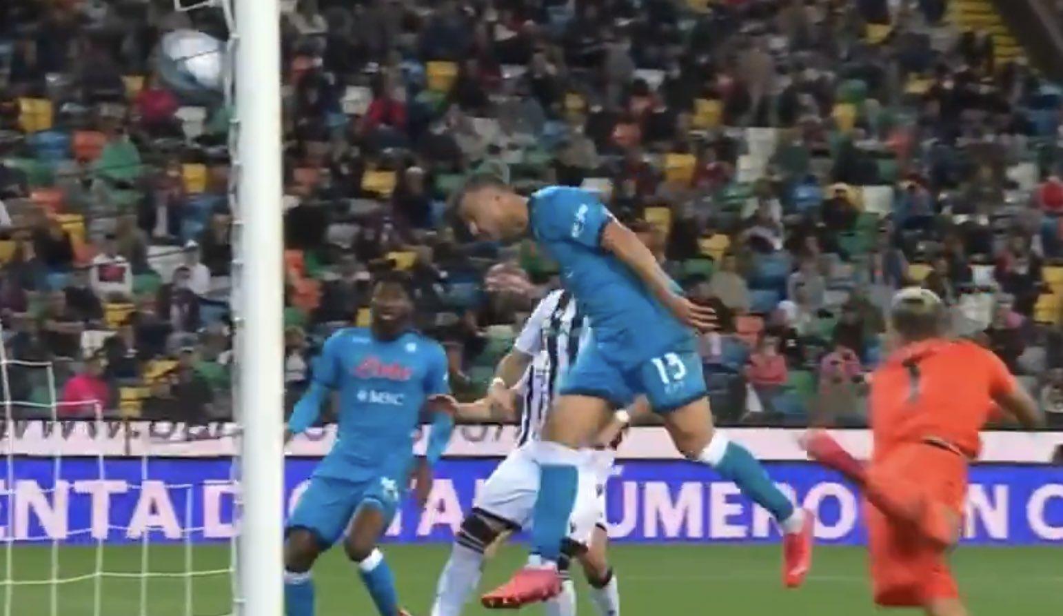 Rrahmani merr një super lajm pas golit ndaj Udineses (FOTO LAJM)