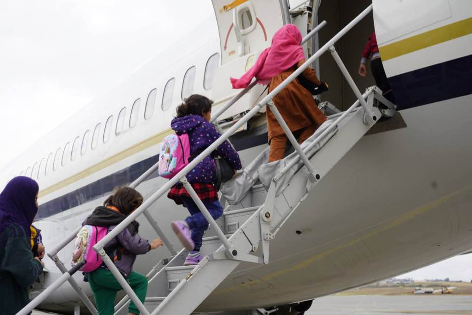 Largohen edhe 51 afganë tjerë nga Kosova