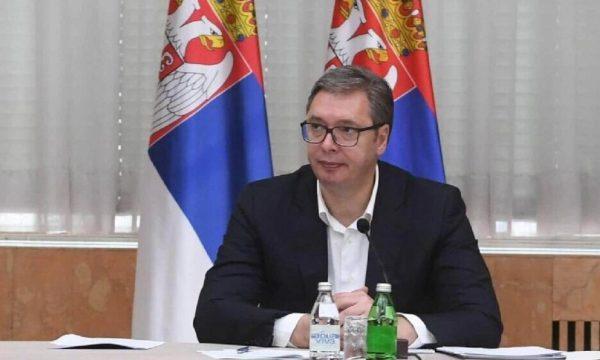 Vuçiç: Refuzova propozimin e BE-së për kompromis me Kosovën