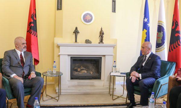 Haradinaj zbulon çfarë i kërkoi Ramës në takim