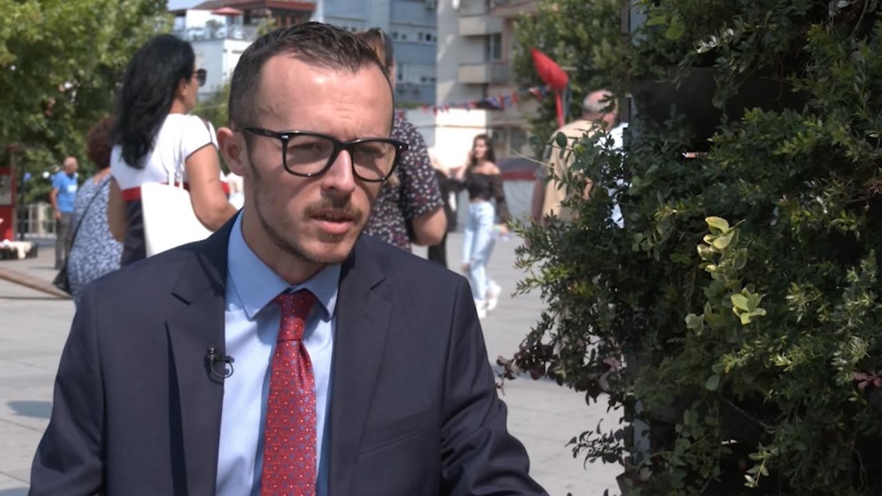 """Durim Abdullahu: """"Open Ballkan"""" ndan Shqipërinë me Kosovën"""