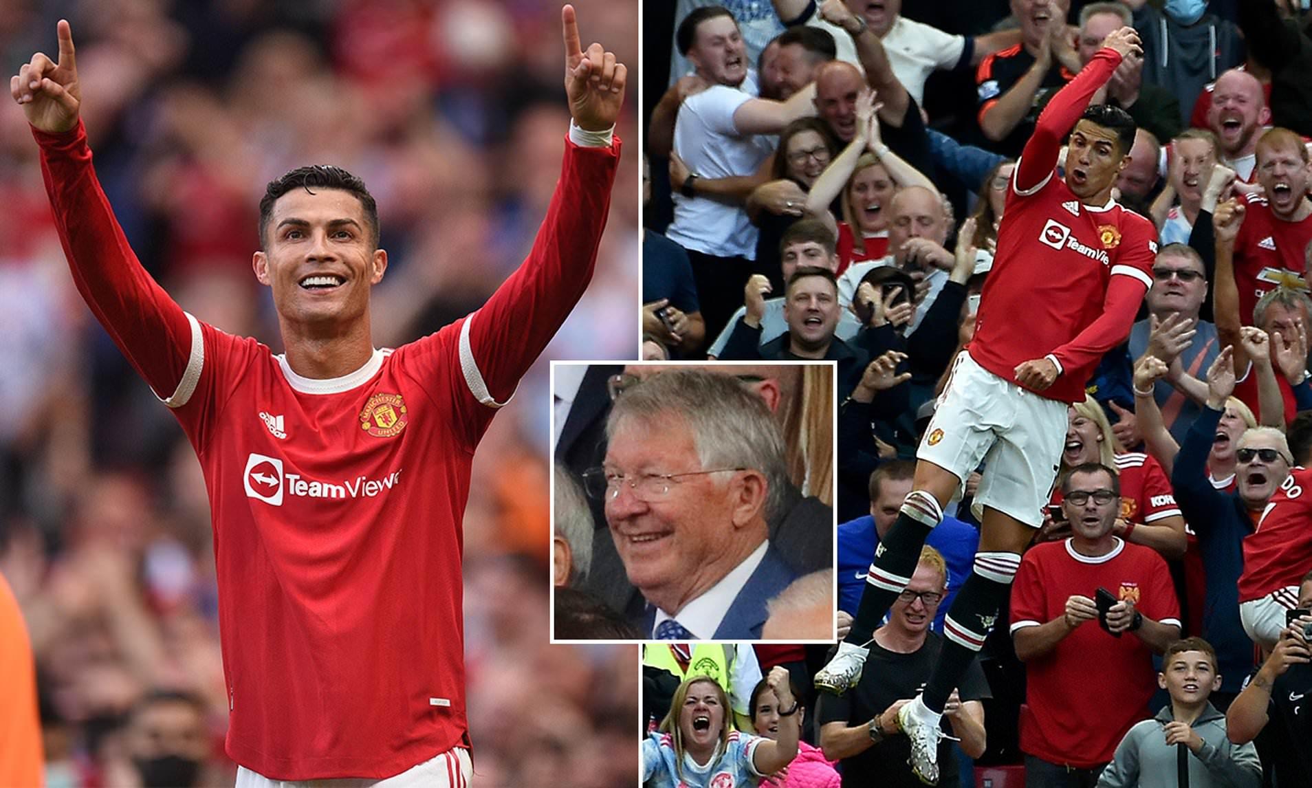 A e bindi Feguson Ronaldon të rikthehej në Old Trafford? E tregon vetë ai