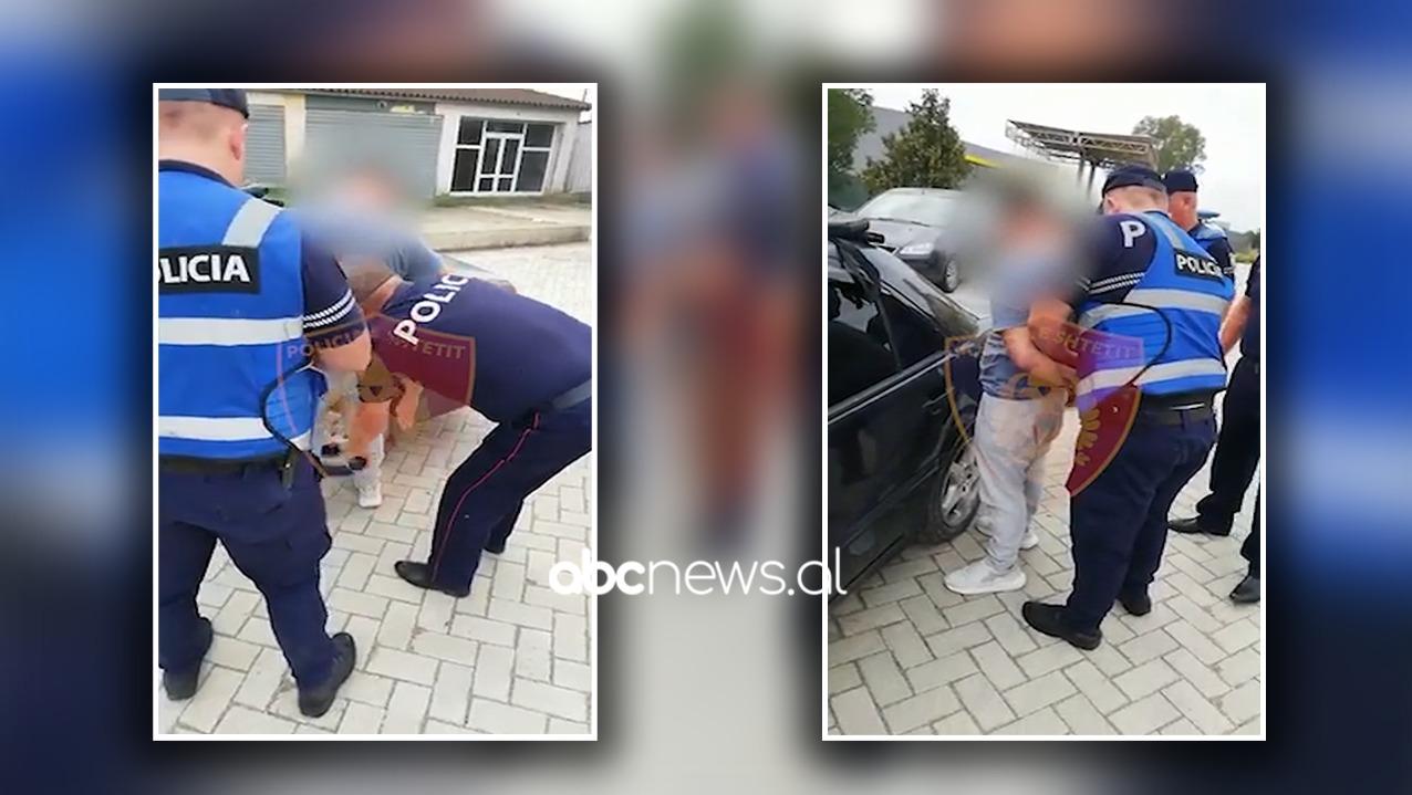"""3 emigrantë të paligjshëm në """"Benz"""", arrestohet 42-vjeçari në Fier"""