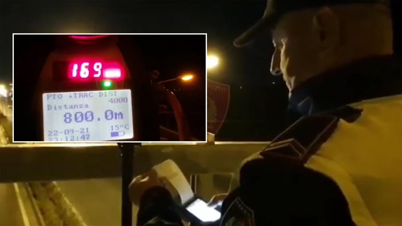 Policia u bën pritë shoferëve në mesnatë në Sauk
