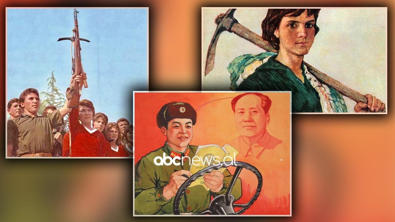 Abc/Story: Lejfenizmi, si i kopjoi Enveri heronjtë sovjetikë e kinezë të punës