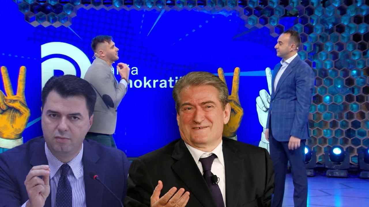 """""""Lulushi gris fletët, Berisha të griste bre*ët"""", Gjini i """"Kosheres""""-Balliut: Do të puth në buzë"""
