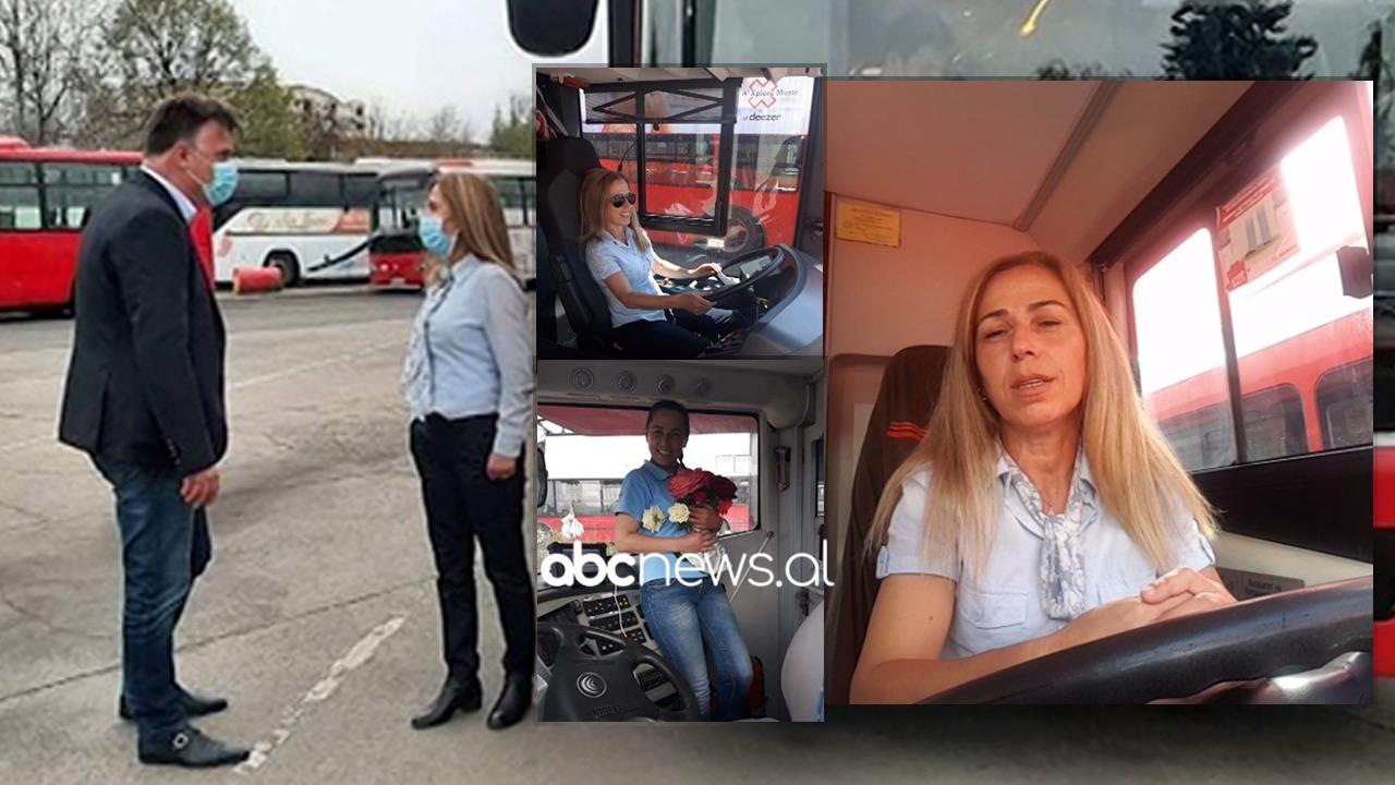 28 vite në timonin e një urbani, kush është shqiptarja e parë shofere në Maqedoninë e Veriut