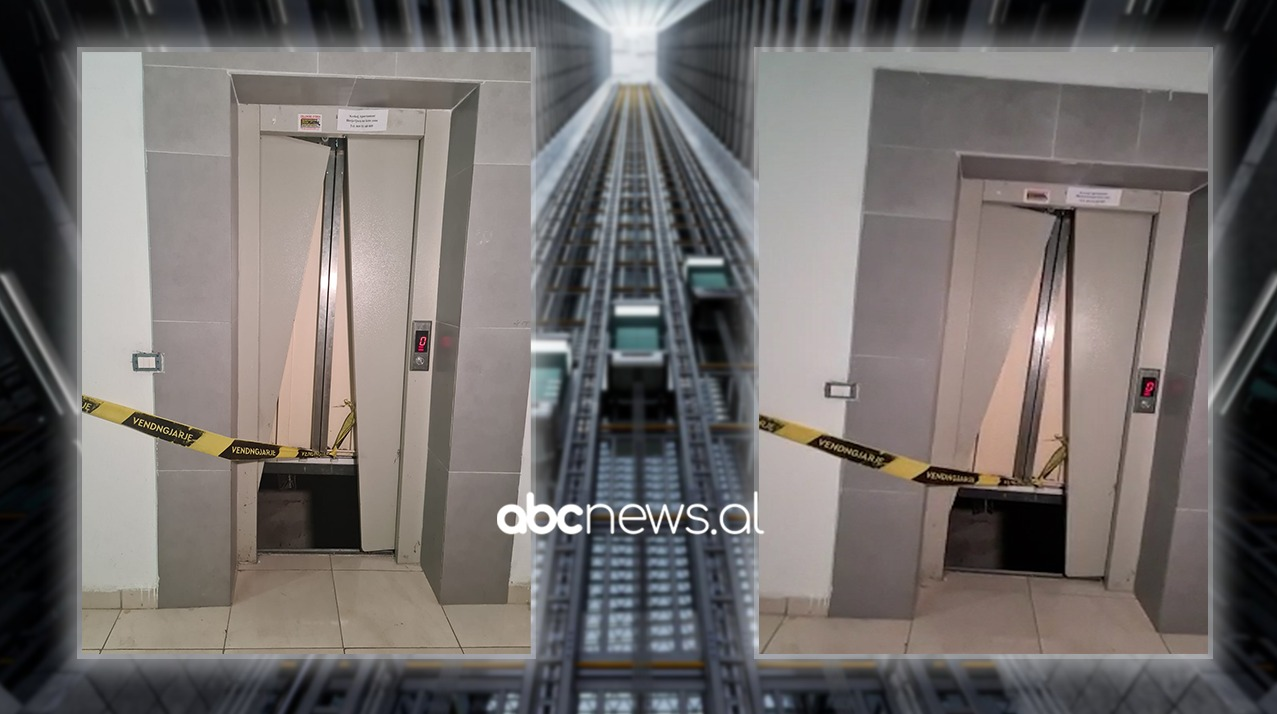 E rëndë, bie ashensori me 5 persona në Astir, mes tyre dhe një grua shtatzënë