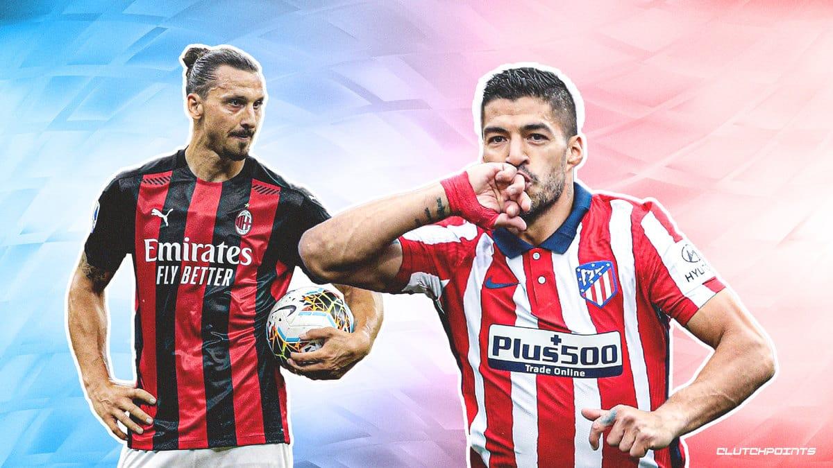 FOTO/ Formacionet zyrtare Milan-Atl Madrid