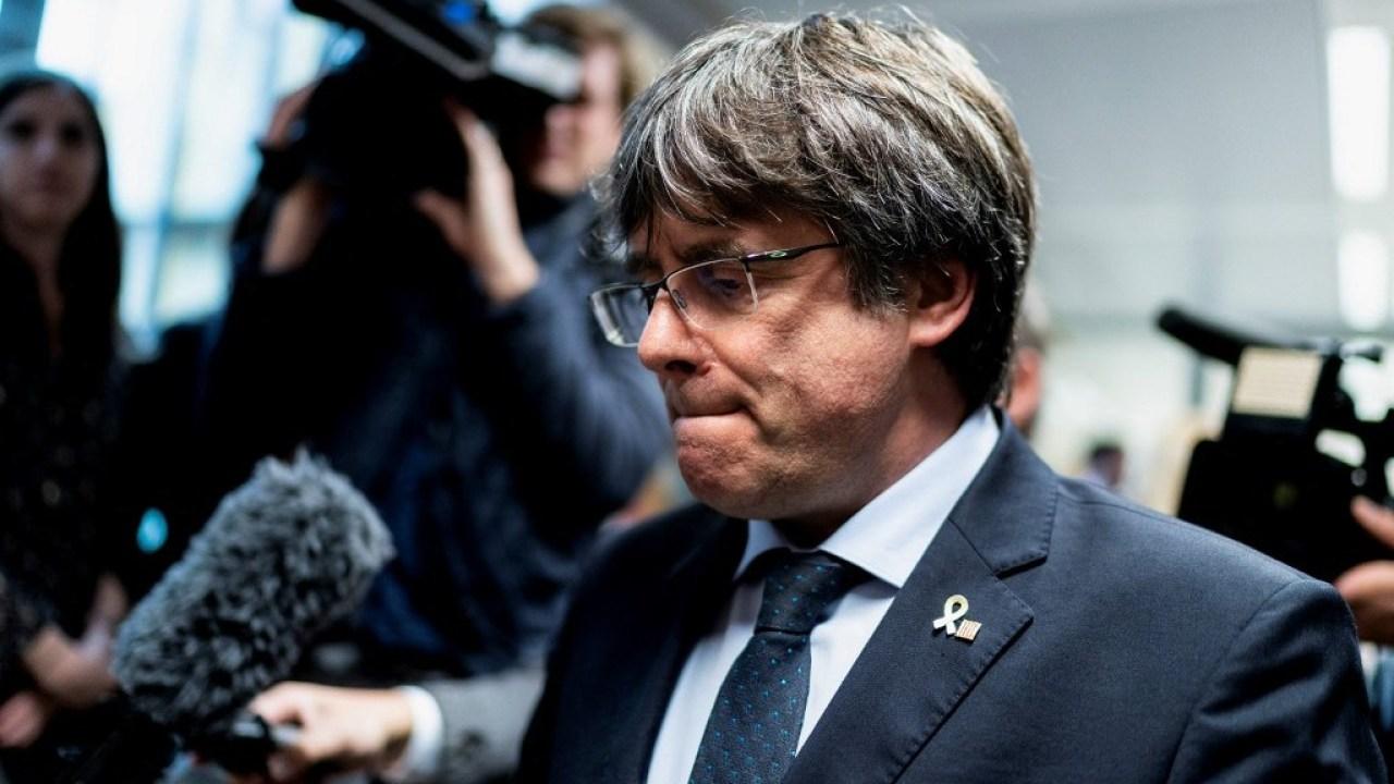 Në kërkim nga Spanja, Italia arreston ish-presidentin e Katalonjës