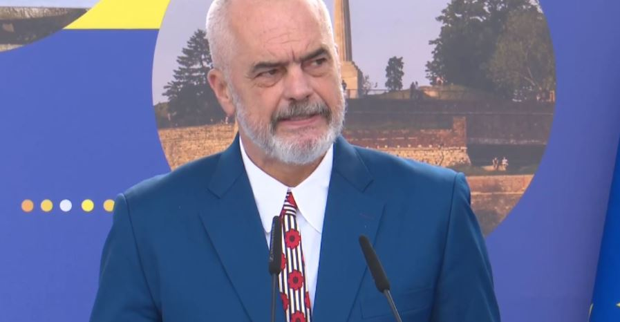 Negotiations / Rama: Von der Lyen is a staunch advocate for regional integration