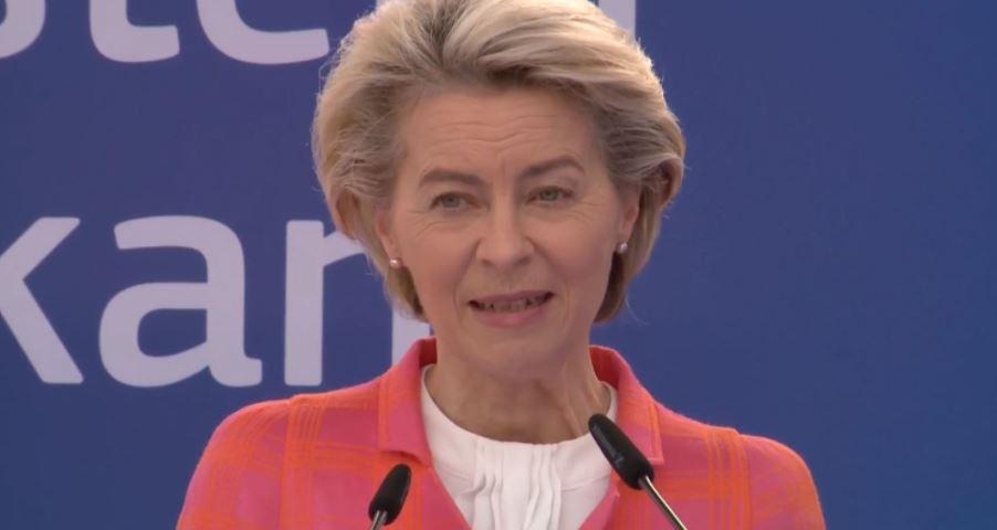 Ursula von der Leyen: Albania's future is in the EU
