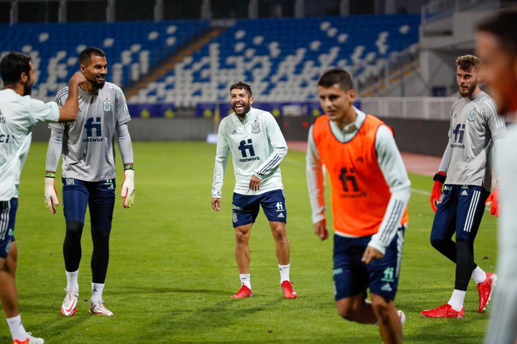 FORMACIONI/ Me këtë formacion pritet të luajë Spanja ndaj Kosovës (FOTO LAJM)