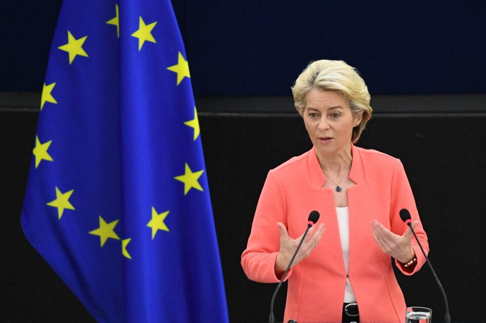 Presidentja e Komisionit Europian viziton sot Tiranën, do të takohet me Ramën dhe Metën
