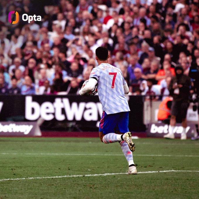 Ja dy rekordet qe theu Ronaldo në ndeshjen ndaj West Ham, kaloi dhe Ibrën (FOTO LAJM)
