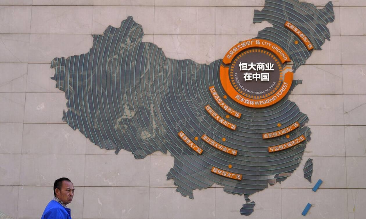 """""""Evergrande"""", kriza e gjigantit kinez që fundosi tregjet këtë javë: Çfarë po ndodh?"""