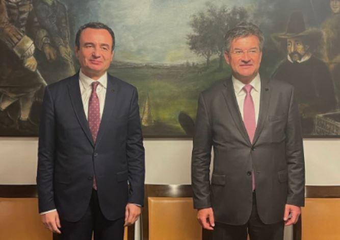 Takimi me Lajçak, reagon Kurti: U pajtuam se nuk ka alternativë për procesin e zgjerimit në BE