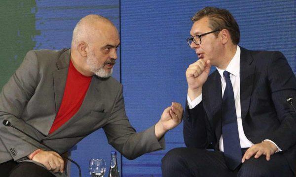 Rama dhe Vuçiç anulojnë pjesëmarrjen në konferencën e nesërme në Novi Sad