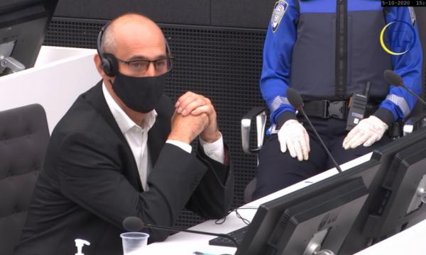 Salih Mustafa del sot para gjykatës në Hagë