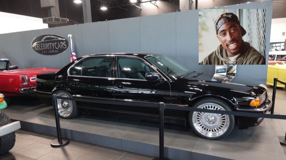 BMW-ja në të cilën u vra Tupac del në ankand pas 25 vitesh