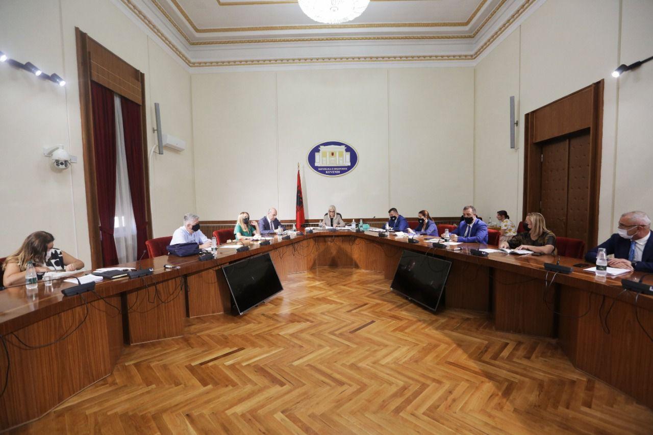 Konferenca e Kryetarëve përcakton kohën e debatit: Çdo deputet mund të flasë 10 minuta