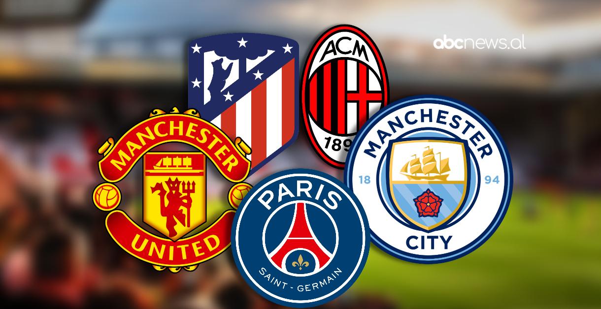 Cilat pritet të jenë 5 skuadrat më të mira të vitit 2021-2022