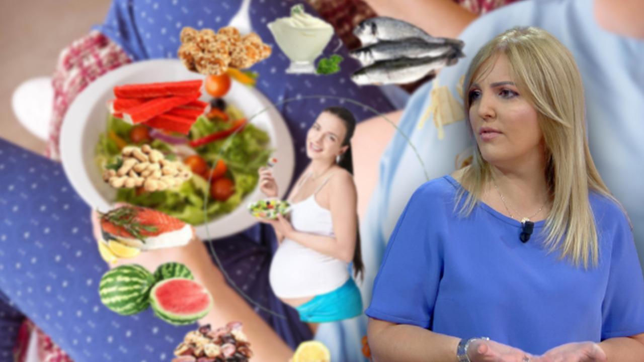 Si të ushqeheni gjatë shtatzënisë? Daka: Mbipesha mund të çojë në lindje të parakohshme