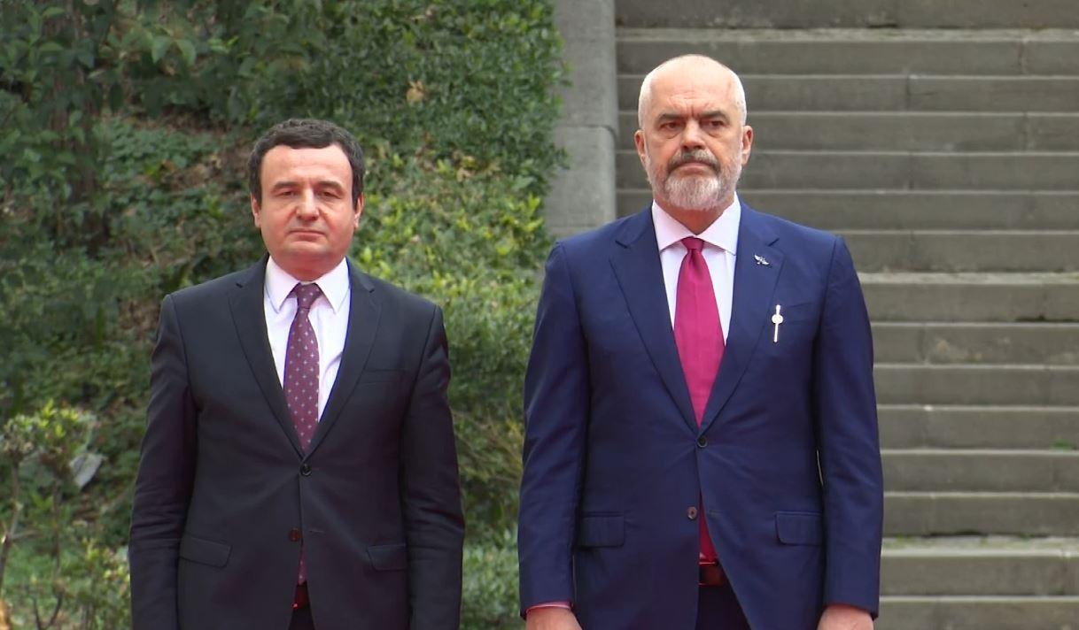Politika e Jashtme në mandatin e tretë, Rama: Do të lobojmë për njohjen e Kosovës