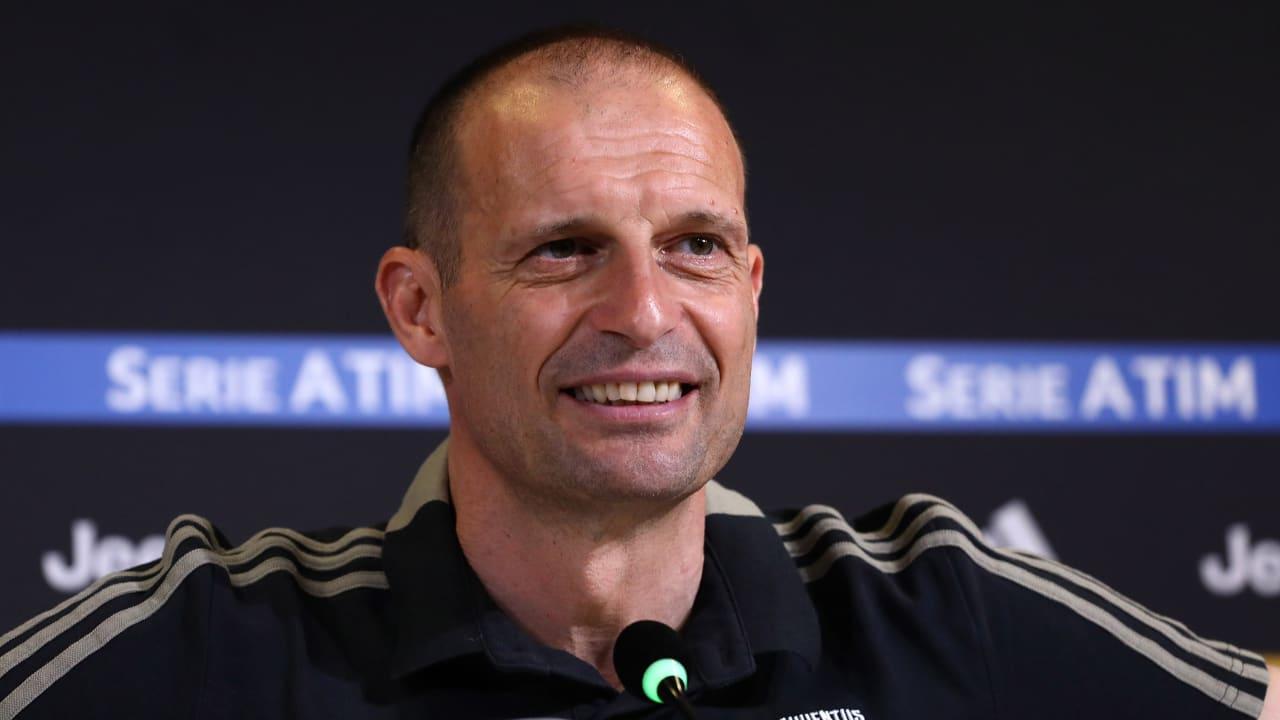 """""""Objektivi mbetet Champions"""", Allegri: Kam premio në kontratë"""